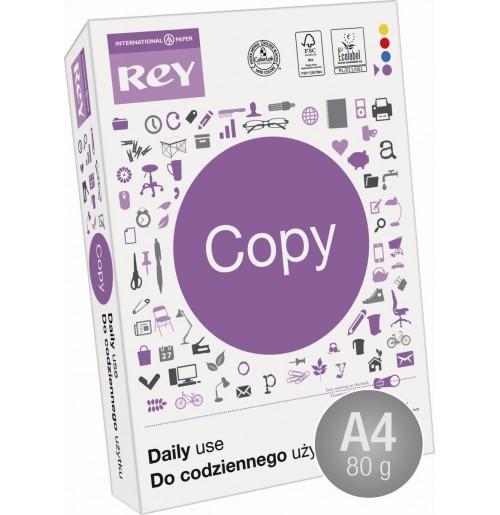 Papir Rey A4 (1/500) 80g/m2