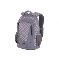 RANAC PULSE MUSIC PINK PLAID