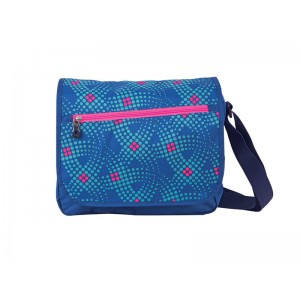 "TORBA NA RAME PULSE ""COTS"" BLUE DOTS"