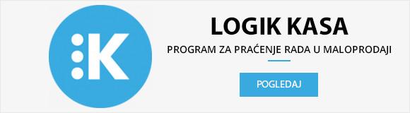 Logik Kasa - Program za praćenje rada u maloprodaji