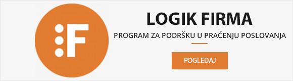 Logik Firma - Program za podršku u praćenju poslovanja