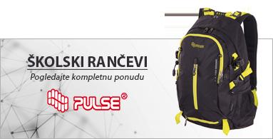 PULSE - Školski rančevi - Biroelektronik DOO Pančevo