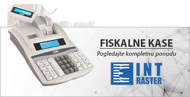 Fiskalne Kase IntRaster - Biroelektronik DOO Pančevo - Servis i prodaja fiskalnih kasa